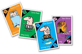the explosive card game