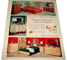 Bedroom Furniture Kent Provincial Furniture 1954 Kent Coffey Bedroom Furniture