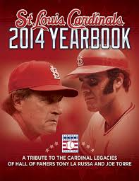 st yearbook st louis cardinals 2014 yearbook