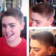 hairstyles 2015 for 13 year old boy 15 traditional brush cut guys hairstyle allnewhairstyles com