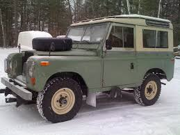 land rover green green machine 1971 land rover series iia defender source