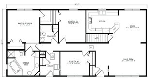 ranch floor plans with basement sprawling ranch house plans ranch style house plan 3 beds baths sq