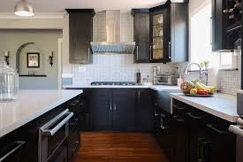 black shaker style kitchen cabinets 20 reasons americans shaker kitchen cabinets best
