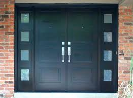 Frosted Glass Exterior Door Frosted Glass Exterior Door Glass Panels For Front Doors Glass