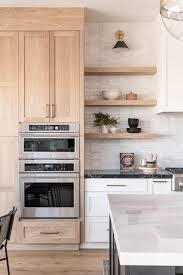 pictures of light wood kitchen cabinets 5 fresh kitchen design trends for 2021 becki owens