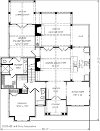 Southern Living Floorplans Allegheny Frank Betz Associates Inc Southern Living House Plans
