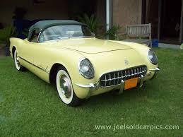 1953 corvette wagon 1953 chevy corvette joel s car pictures