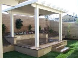 covered patios wood or alumawood patio covers pergolas covered