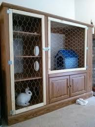 Repurpose Old Furniture by Rabbit Hutch Ideas Made From Repurposed Furniture