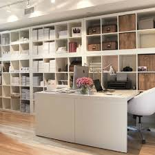 Home Office Double Desk Top 10 Home Offices To Inspire You Top Inspired