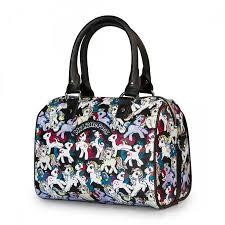 my pony purse my pony black retro ponies mini city purse crossbody bag