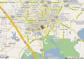 gainesville map map of days inn gainesville gainesville