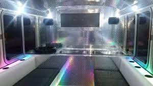 Black Diamond Lights Black Party Bus Black Diamond Rentmypartybus Inc