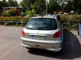 peugeot 206 roland garros 1 6 5d hatchback 2004 used vehicle