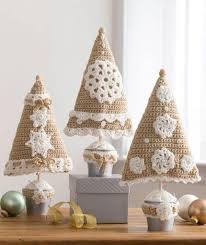 christmas crochet tree pattern ideas whoot