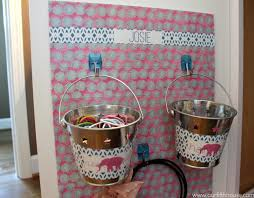 hair accessories organizer diy hair accessory organizer a lilly pulitzer style soiree our