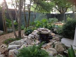 Rock Water Features For The Garden by Getting Grounded Gardening In Austin Texas It U0027s Not For Sissies