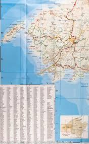 Vigo Spain Map by Map Of Western Majorca Balearic Islands Spain Reise Know How