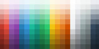 color selection html color codes the perfect webapp for digital color selection