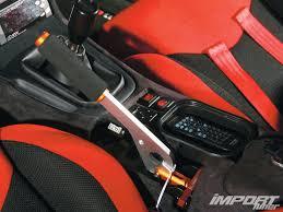 Custom 240sx Interior 1995 Nissan 240sx Hks Cams Import Tuner Magazine
