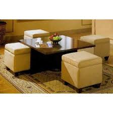 storage cube coffee table unique coffee table with storage cubes for interior home inspiration