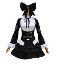 Skarlet Mortal Kombat Halloween Costume Buy Fairy Tail Erza Scarlet Cosplay Costume Black Suit