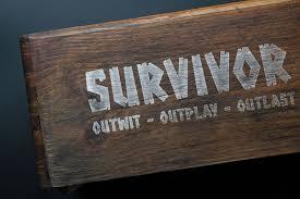 survivor wood font display fonts creative market