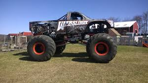 monster trucks bigfoot 5 webslinger race truck monster trucks wiki fandom powered by