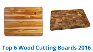 6 best wood cutting boards 2016 youtube