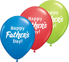 happy fathers day 11 inch balloons free delivery