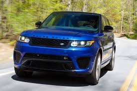 range rover back 2016 2016 land rover range rover sport svr first drive review digital