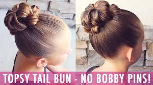 bun pins topsy bun no way a bun with no bobby pins yes