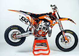 the works inside jordan bailey u0027s wmr orange brigade ktm 85sx