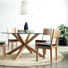 round rug for under kitchen table round dining rug willazosienka com
