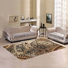 Office Area Rugs Steunk Area Rugs For Home Or Office