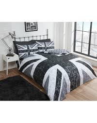 cascade home union jack duvet set premier man