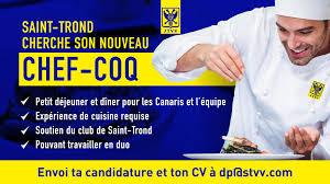 cherche chef de cuisine trond cherche prochain chef cuisinier stvv