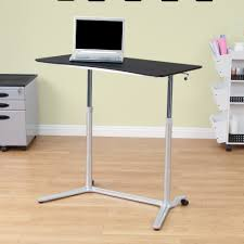 small stand up desk ergonomic height adjustable desks wayfair sierra standing desk