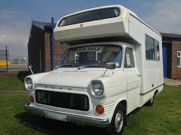 ford motorhome mk1 ford transit camper 1978 kad classics