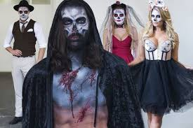 Incredible Halloween Costumes Towie Cast Transform Incredible Halloween Costumes Swap