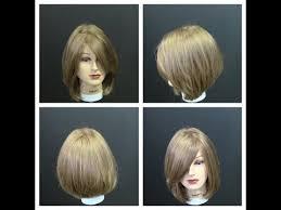 a frame haircut women s medium length haircut tutorial with face frame