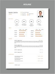 Winning Resume Examples by 101 Modern Resume Samples Contegri Com