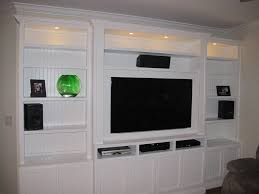 Built In Wall Units For Living Rooms by Entertainment Center Build Outs Built In Entertainment Center