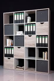 raumteiler acryl regal raumteiler sandeiche weiss woody 32 00142 holz modern