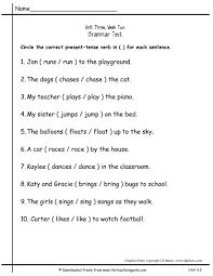 Preposition Practice Worksheets Kids Practice Worksheets For 2nd Grade Grammar Practice