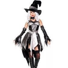 women u0027s deluxe glam witch halloween costume for women