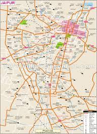 Jaipur India Map by Jaipur City Map City Map Of Jaipur