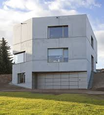Modern Concrete Home Plans Concrete Home Designs Minimalist In Germany