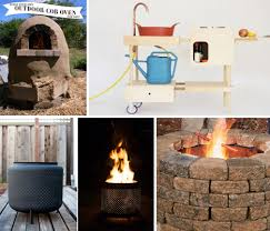 Outdoor Grill And Fireplace Designs - play with fire 15 diy outdoor oven u0026 fireplace projects webecoist