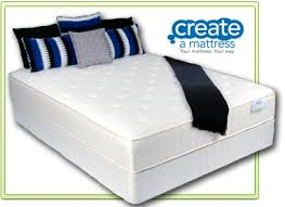 mattress plush queen size mattress with split box spring
